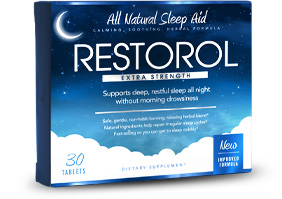 Restorol All Natural Sleep Aid