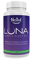 Luna Natural Sleep Aid Review