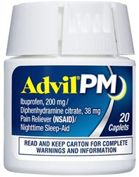 Advil PM Review