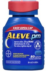 Aleve PM Review