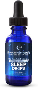 Dream Elements Extra Strength Sleep Drops Review