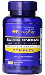 Puritans Pride Super Snooze Review