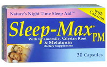 Sleep Max Review